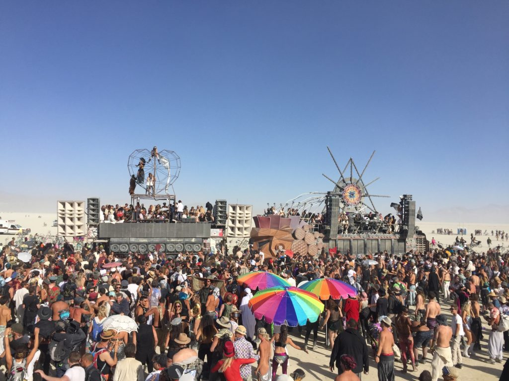 The Ultimate Guide To Attending Burning Man Festival, Black